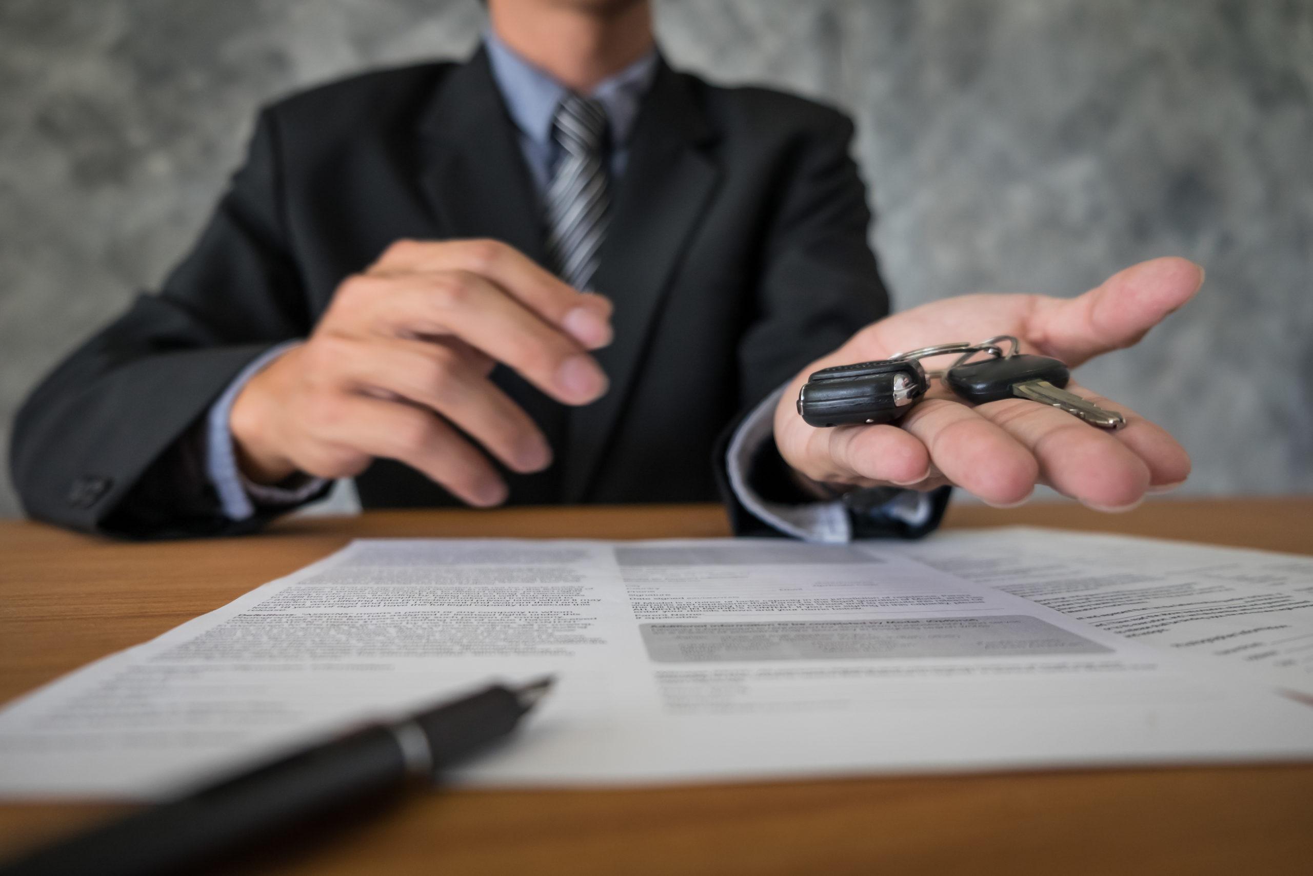 Einfacher Zulassungs- und Registrierungsservice